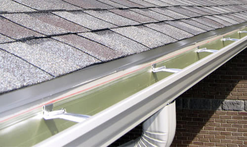 Action Rain Gutters - Articles - When not to slope the